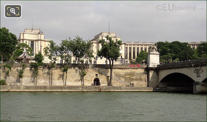 Photo Of Palais De Chaillot
