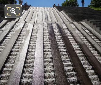 Cascade Water Feature Bercy Park