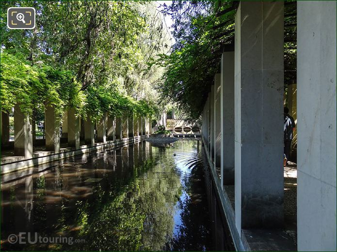 The Canal Jardin Yitzhak Rabin Park Bercy