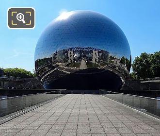 The Geode Parc De La Villette