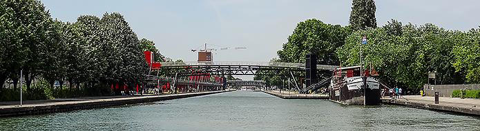 Parc de la Villette New Design