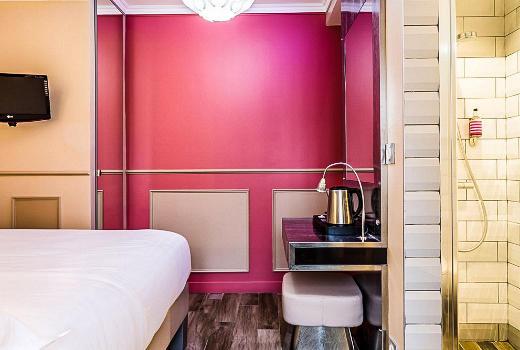 The District Republique Hotel In Paris