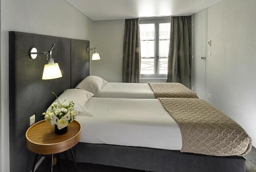 The Hotel D Espagne In Paris