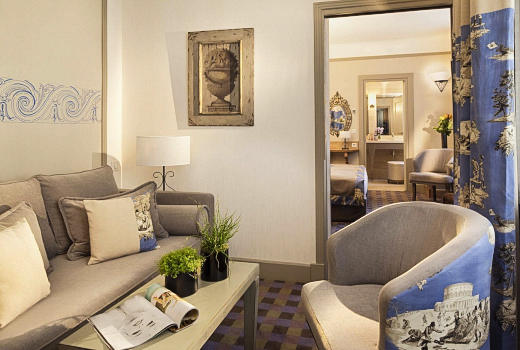 The Hotel Residence Foch In Paris