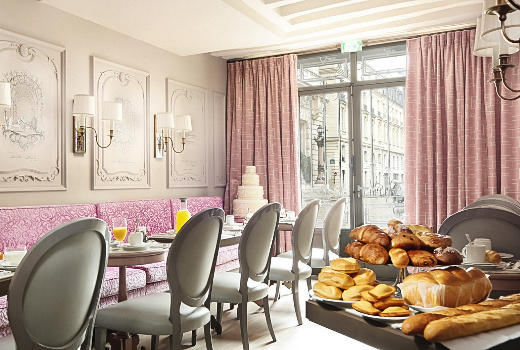 The Maison Favart Hotel In Paris