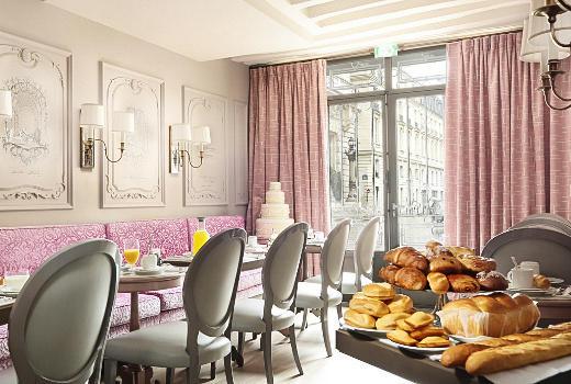 The Maison Favart Hotel In Paris