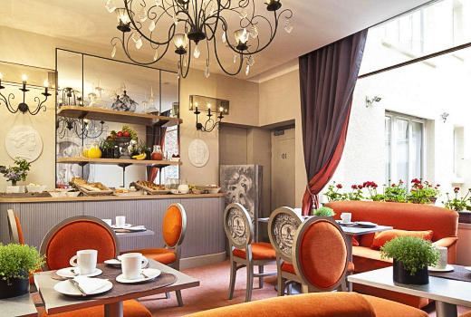 3 Star Hotel Residence Foch In Paris