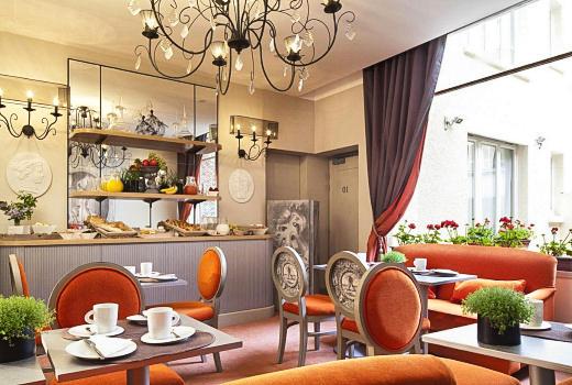 3 Star Hotel Residence Foch In Paris