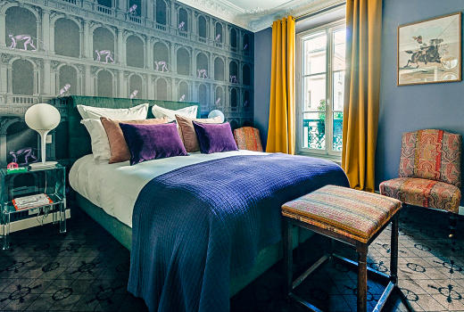 Les3chambres Bed And Breakfast In Paris