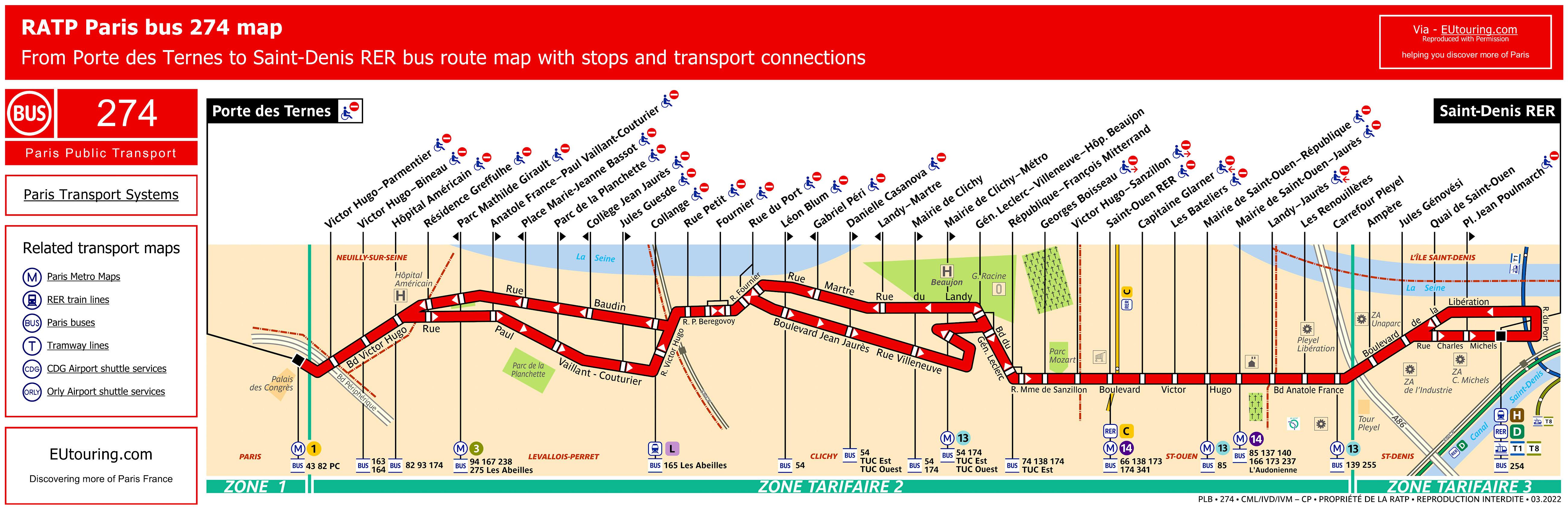 bus plan