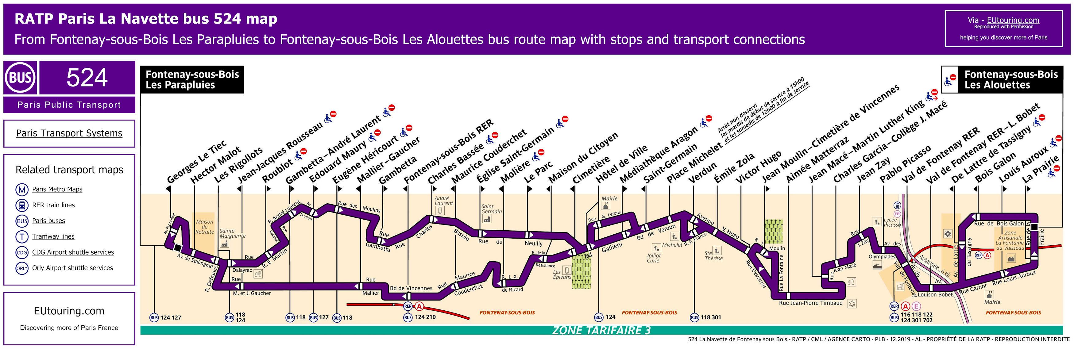 Bibliothèque De Fontenay Sous Bois how to get to chateau de vincennes in paris using public