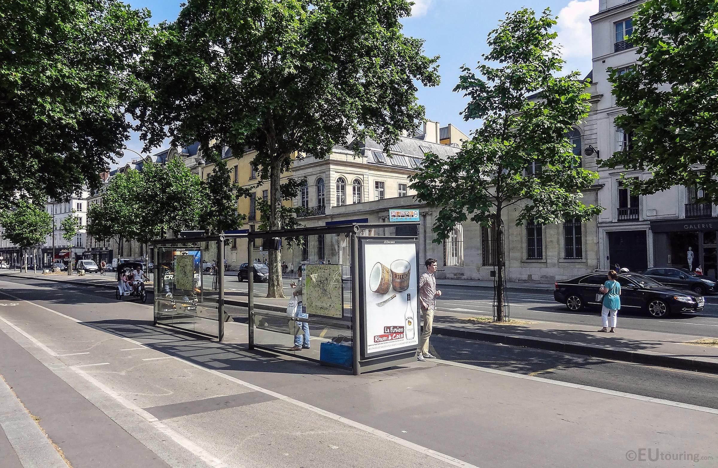 RATP bus maps, timetables for Paris bus lines 110 to 119 - Update 2019