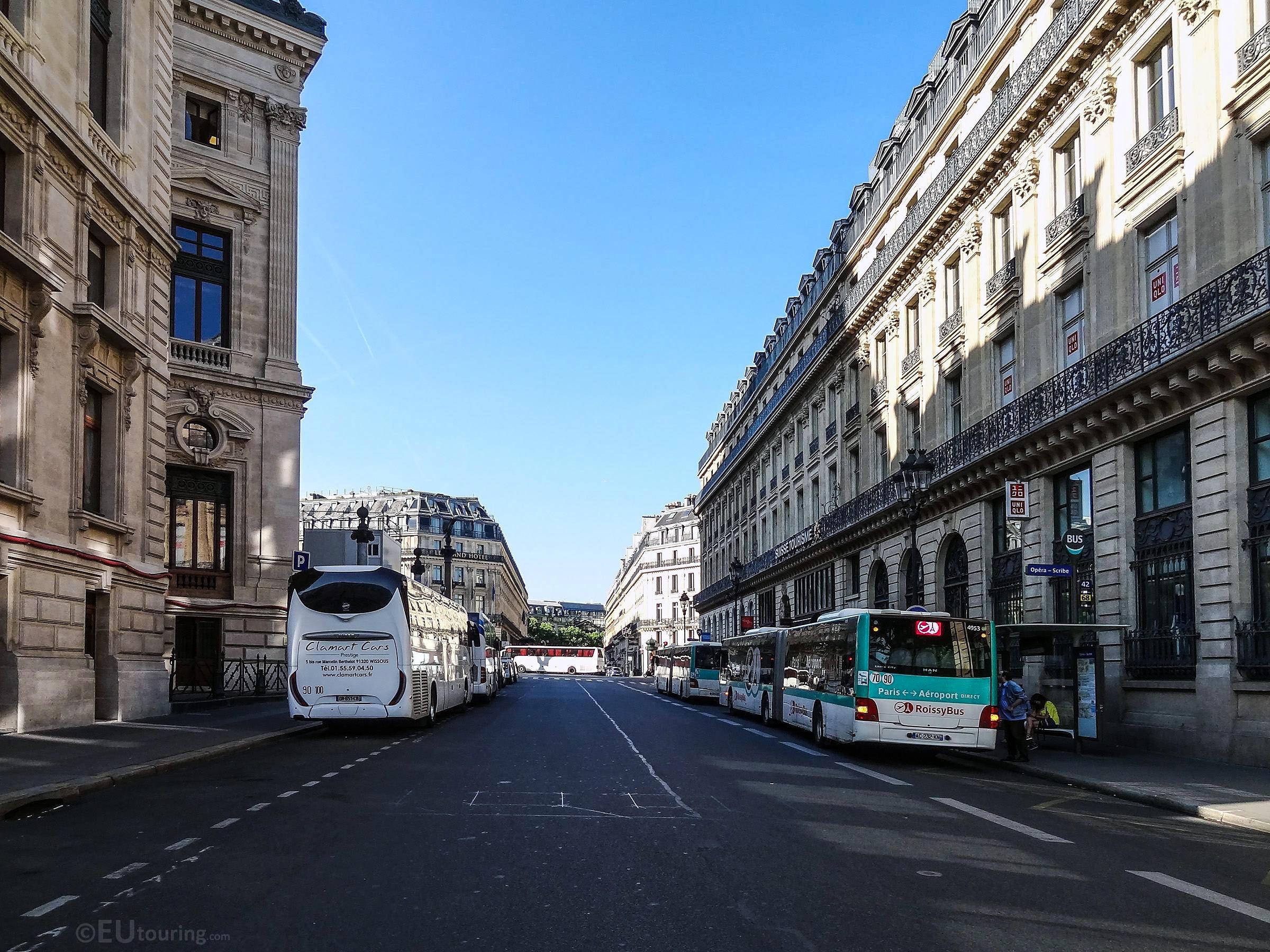 319 Bus Route