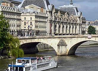 Paris Canal River Seine