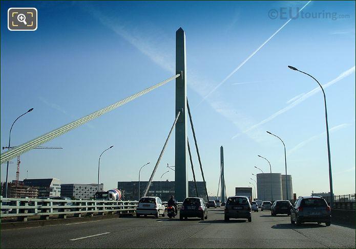 Peripherique Flyover Bridge Paris