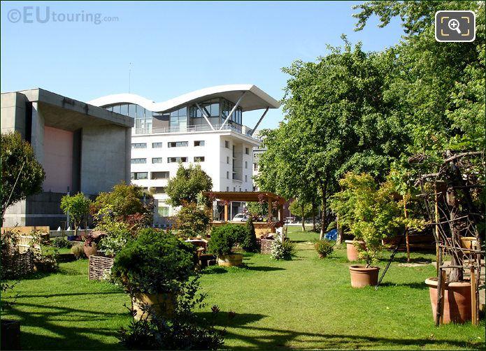 Modern Architecture Parc de la Villette
