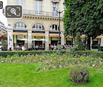 Le Fumoir Restaurant Place Du Louvre