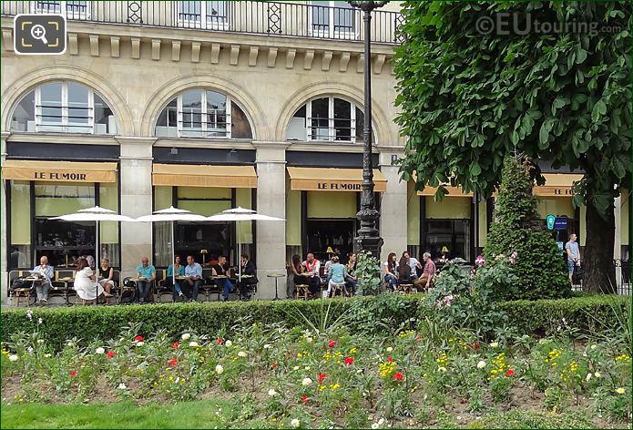 Le Fumoir Restaurant Rue De l'Admiral De Coligny Paris