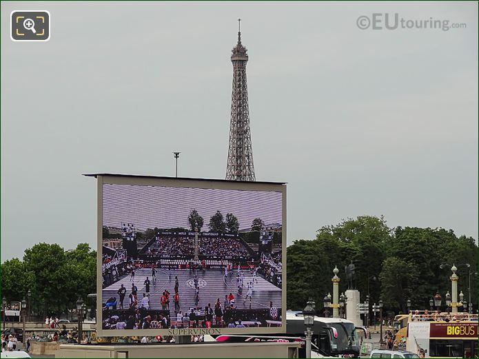 World Streetball Championship Place De La Concorde Paris