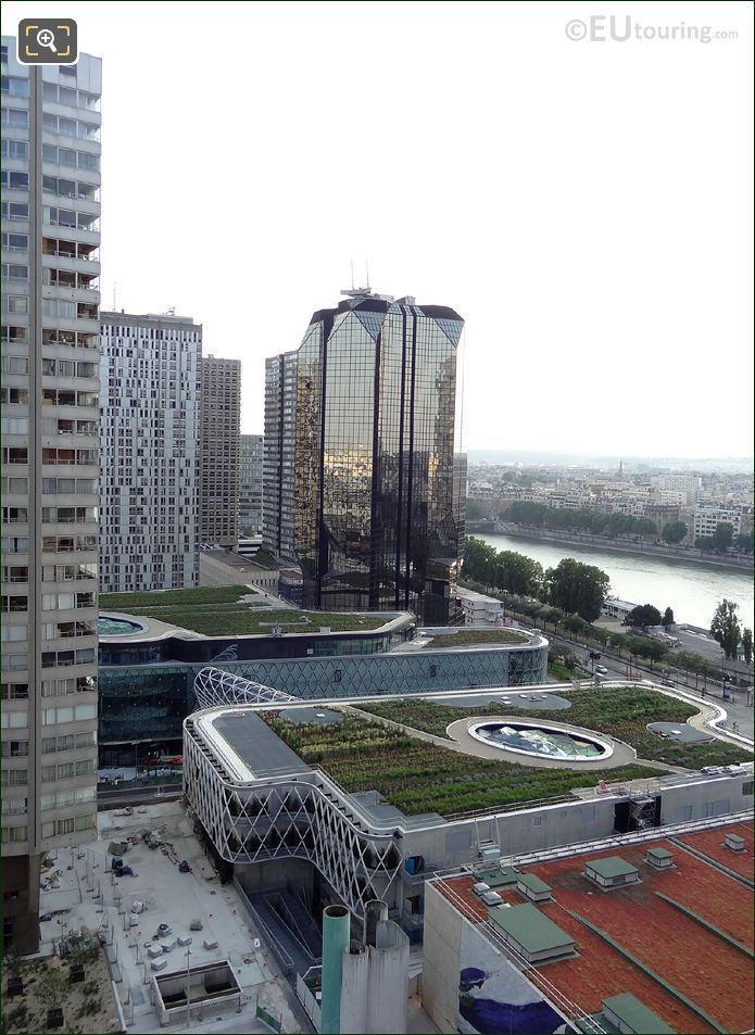 Paris City Development