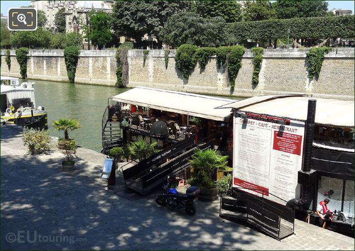 Kiosque Flottant Restaurant