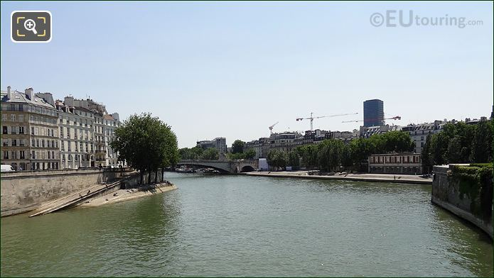 Construction Cranes In Paris