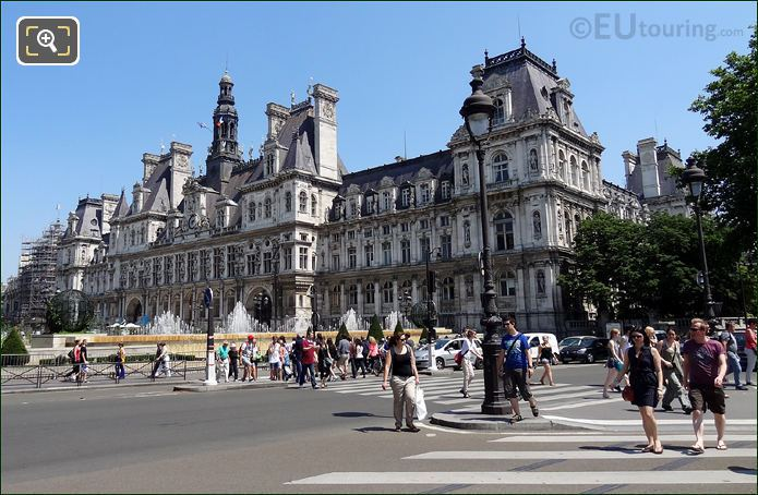Largest City Hall In Europe