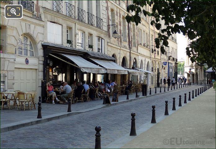 Caveau du Palais Restaurant