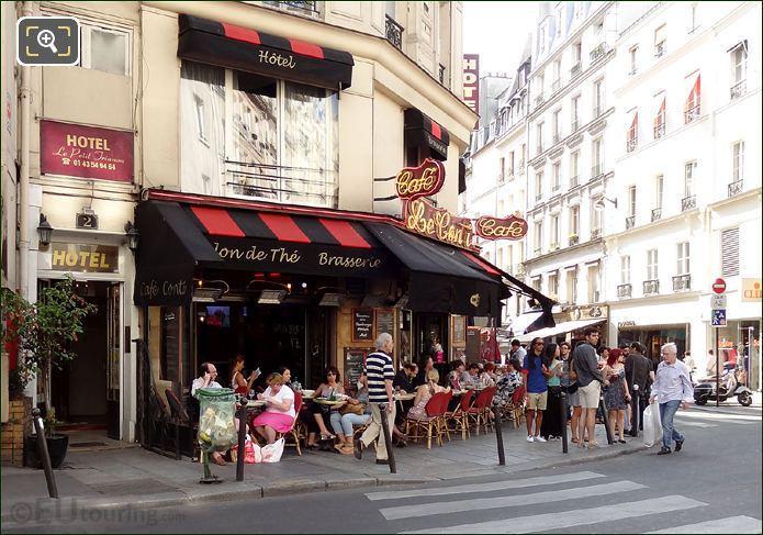 Le Conti Brasserie In Paris