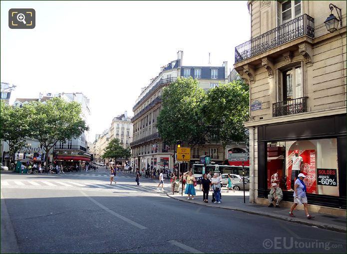 Rue de l'Ancienne Comedie