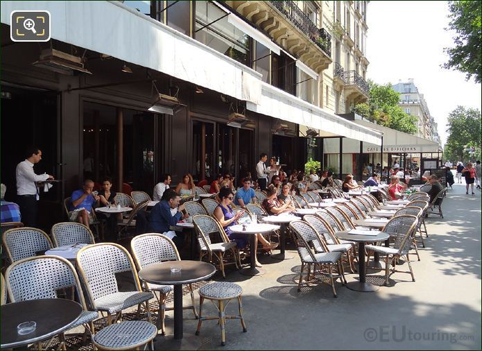 Picture Of Le Tourville Cafe Bar In Paris