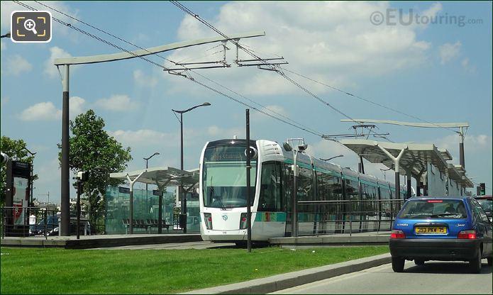 Paris Tramway System