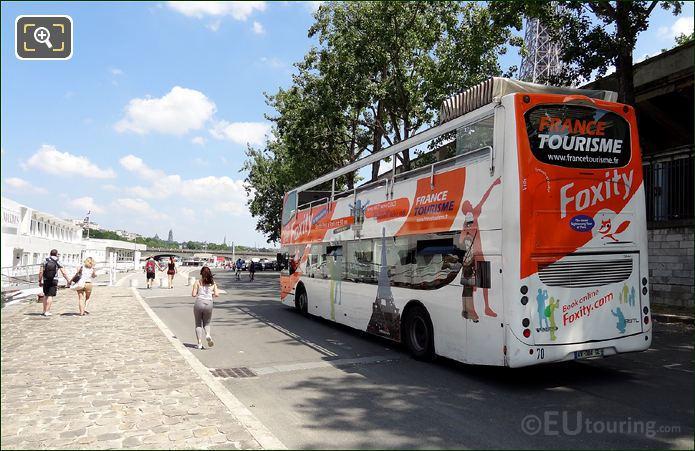 Foxity Bus Tours In Paris