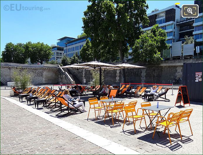 Cafe Pont De Tolbiac