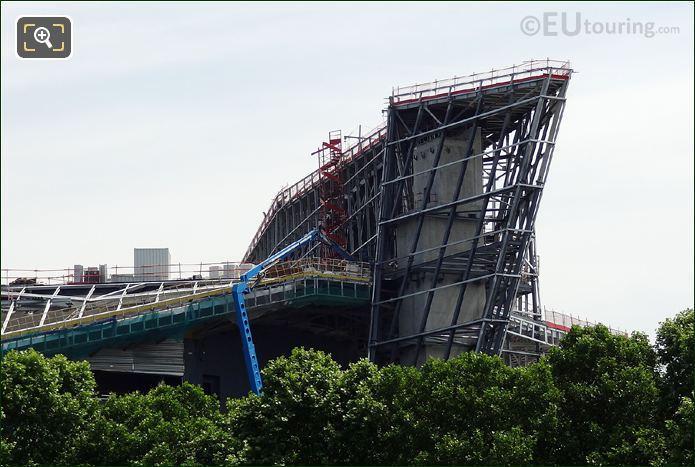 Modern Building In Paris 2014
