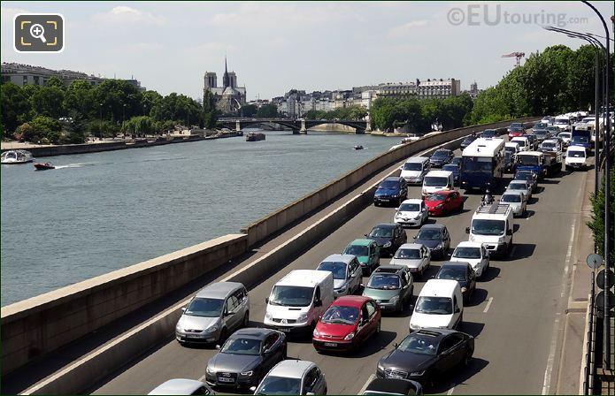 The Voie Mazas In Paris