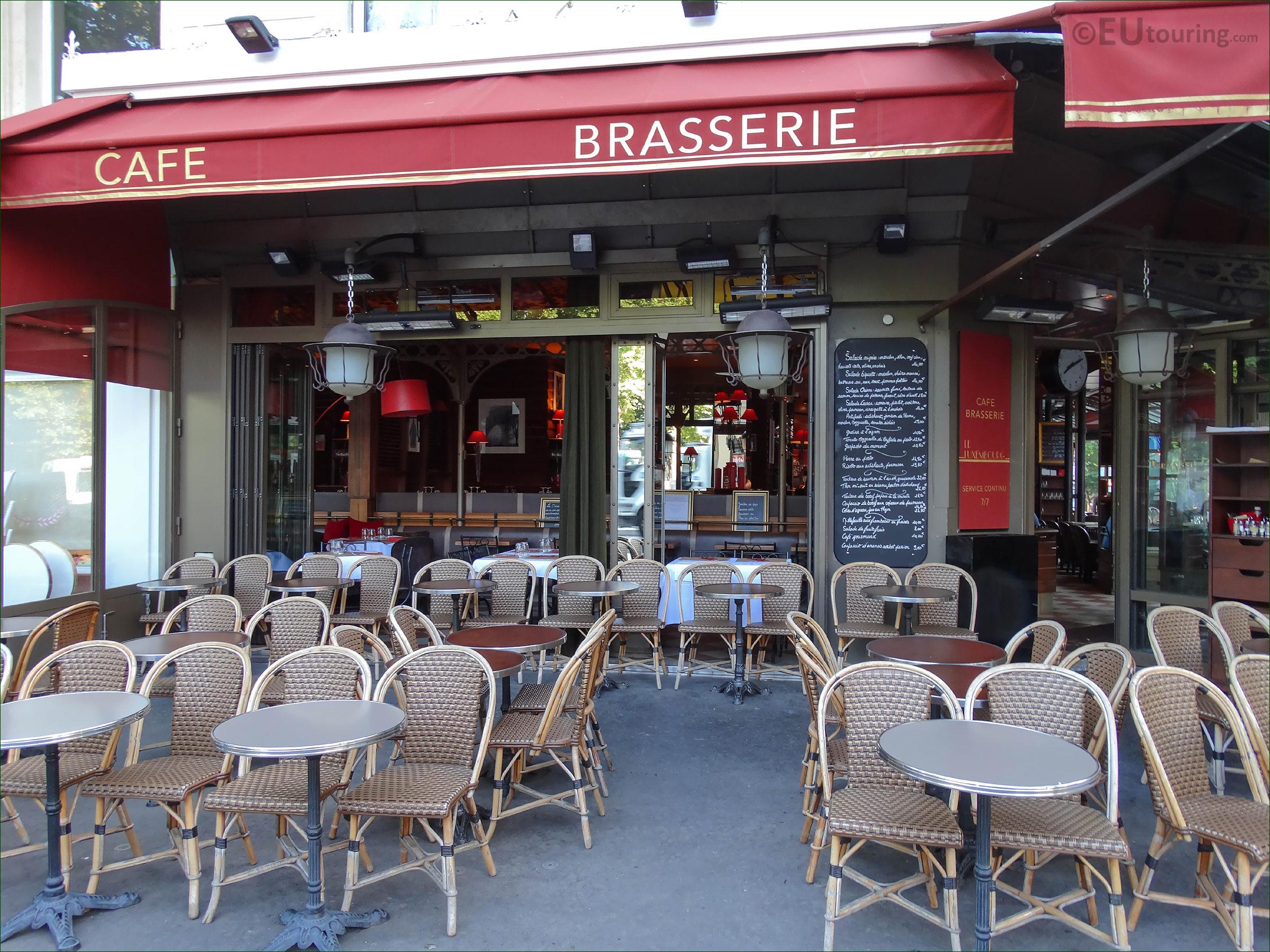 cafétéria définition français