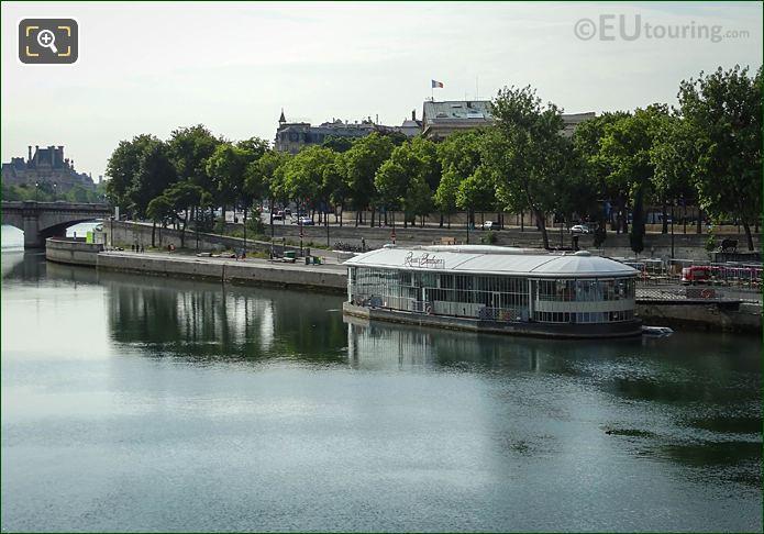 Rosa Bonheur Sur Seine Along Quai d'Orsay Paris