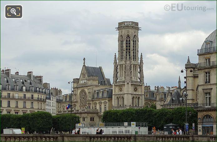 Mayors Building Place Du Louvre 1st Arrondissement Paris