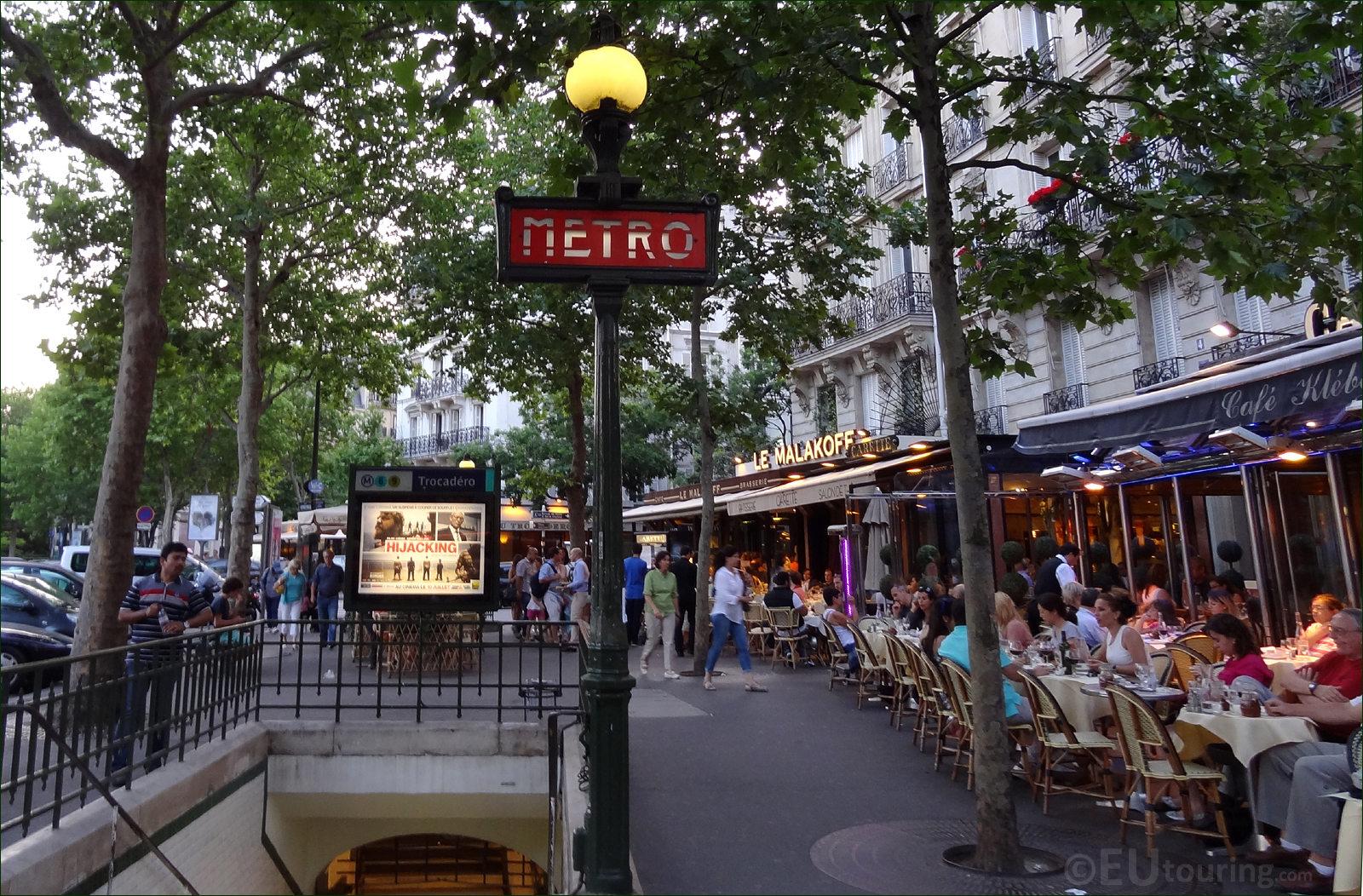 HD Photos Of The Paris Metro System - Page 1