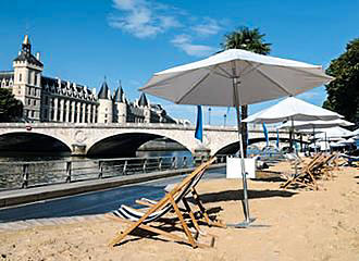 Beaches In Paris
