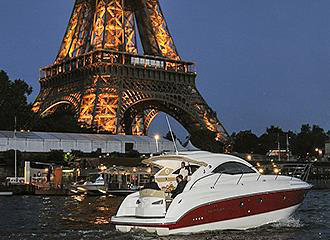 Paris Yacht Marina Inside Clipper