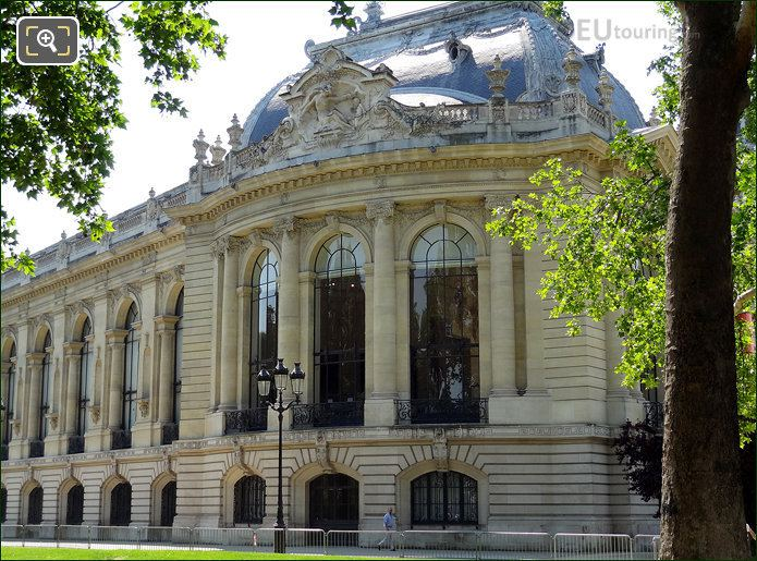 Photo Of The Petit Palais