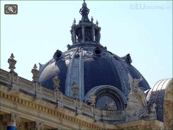 Photo Of The Petit Palais