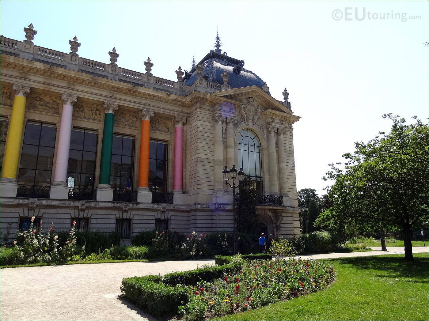 Photo images of the petit palais in paris image 8 for Cafe le jardin du petit palais