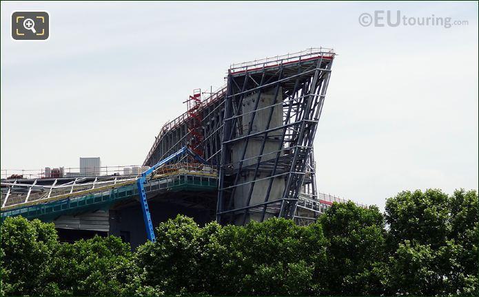Philharmonie De Paris Construction 2014