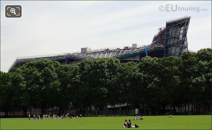 Philharmonie De Paris In Parc Villette