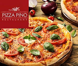 Pizza Pino Meals