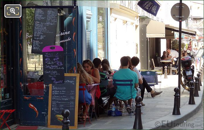 Place Dauphine Cafe