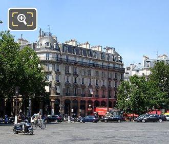 Bastille Square Traffic